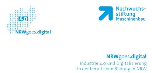 Bild - Industrie 4.0 - NRW goes digital