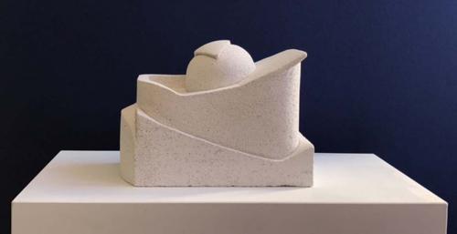 Skulptur: Zukunftsvision Gestaltungstechnische Assistenten TBK Solingen