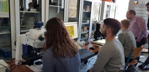 Metallographie Bildverarbeitung TBK-Solingen