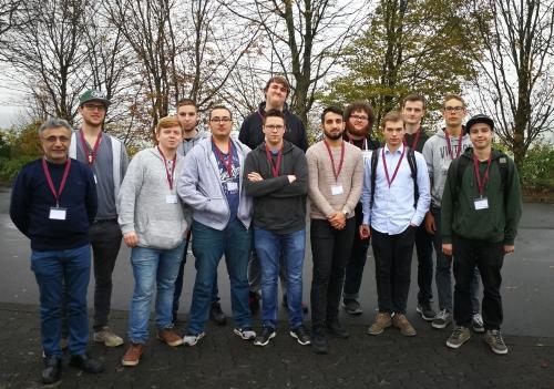Metallographen von TBK Solingen bei der Fachtagung Quality
