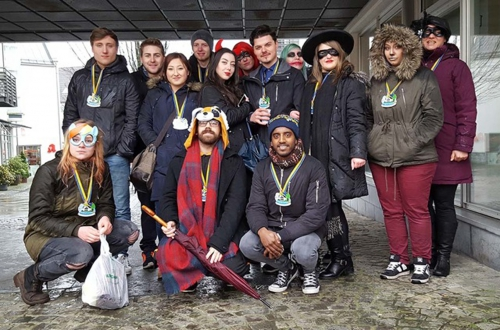 Karneval Projekt Karnevalsorden TBK Solingen