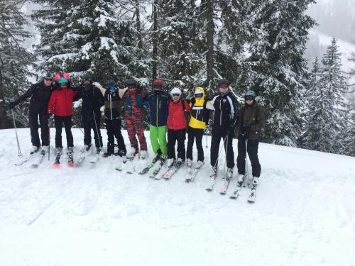 Skifahrt nach St. Jakob im Defereggental