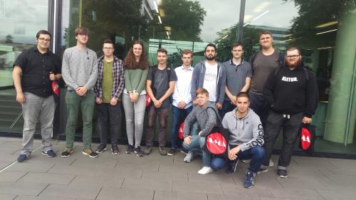 Metallographen von TBK Solingen bei der Fachtagung MetPräp