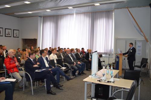 Mikpräp-2019 Metallographen TBK-Solingen, Eröffnung