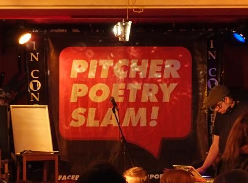 Besuch beim Poetry Slam