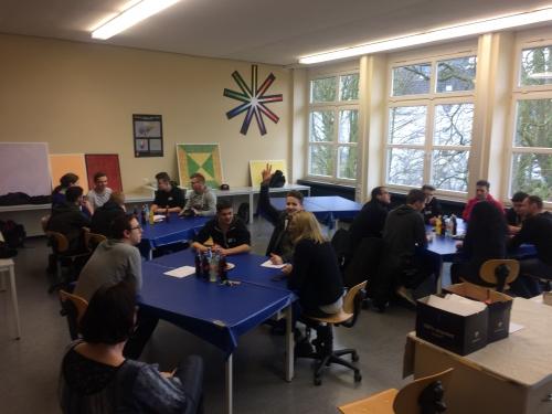 Sto Stiftung WDVS TBK Solingen Workshop Mess- und Prüftechnik Maler