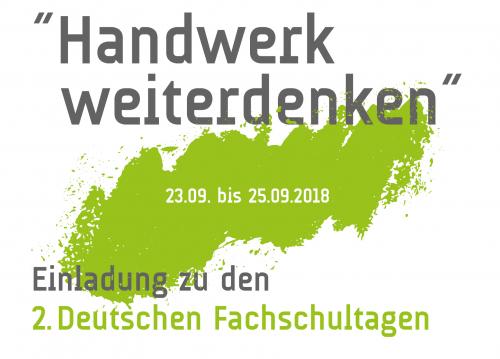 Auf der Fachtagung an der Bergischen Universität präsentierten sich sieben Fachschulen des Maler- und Lackiererhandwerks.