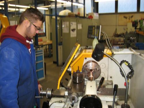 Technisches Gymnasium Solingen Maschinenbautechnik