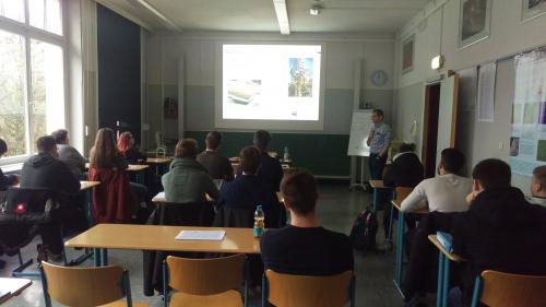 Vortrag zur Theorie der ambulanten Metallographie