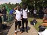 Die Teilnehmer erlebten Spaß, Fairness und guten Fussball beim Turnier der Berufsfachschule des TBK.