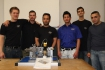 Projektgruppe, bestehend aus Auszubildenden der Firma Johnson Controls/CRH