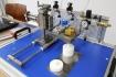 Handhabungsgerät mit pneumatischem Greifer und Profil