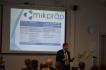 Mikpräp-2019 Metallographen TBK-Solingen, Begrüßung durch den Oberbürgermeister Herrn Kurzbach