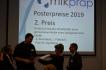 Mikpräp-2019 Metallographen TBK-Solingen, Posterpreis 2. Platz