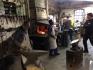Schmiedekurs der Graveure, Metallbildner und Metallbauer