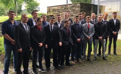 Abiturjahrgang Technisches Gymnasium am TBK Solingen 2016